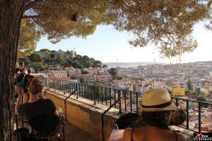 viewpoint from graca lisbon