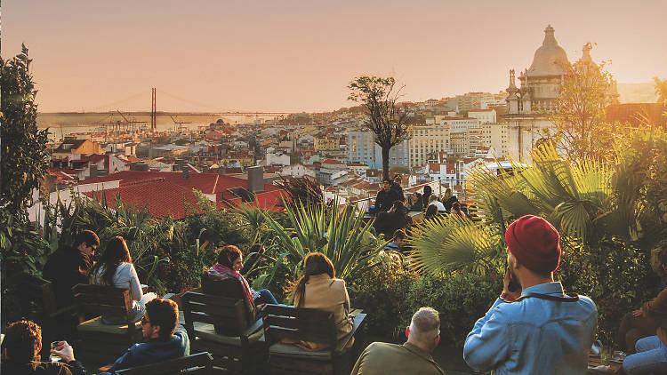 Discover Lisbon by bike