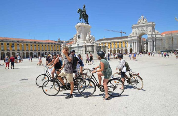 Cycle Tour Lisbon